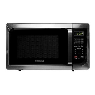 Sharp Countertop Microwave Oven Zr551zs : ... FMO09AHTBKC Classic 900W Microwave Oven, 0.9 cu. ft., Stainless Steel