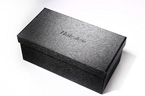 8eac75ff1d527 Hulislem Wayfarers Style 70mm Sport Polarized Sunglasses -Case Color ...